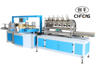 CFJG-30 Three Heads Multi-Cutters Paper Tube Making Machine
